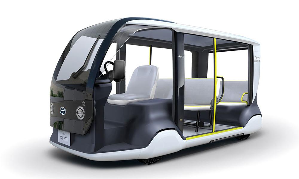 خودروهای الکتریکی تویوتا المپیک 2020 را تسخیر می کنند