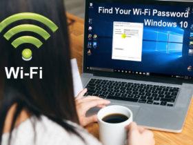 آموزش گام به گام پیدا کردن رمز عبور وای فای