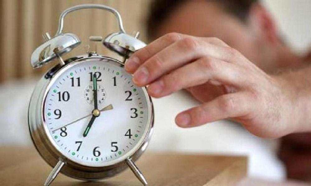 صبح زود از خواب بیدار شوید