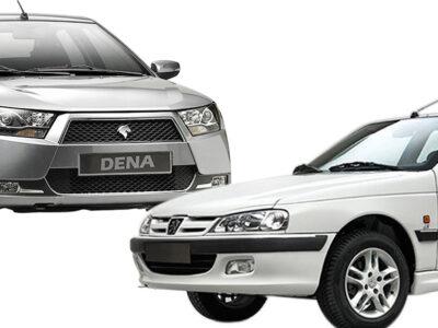 مقایسه پژو پارس و دنا ، کدام یک را بخریم؟