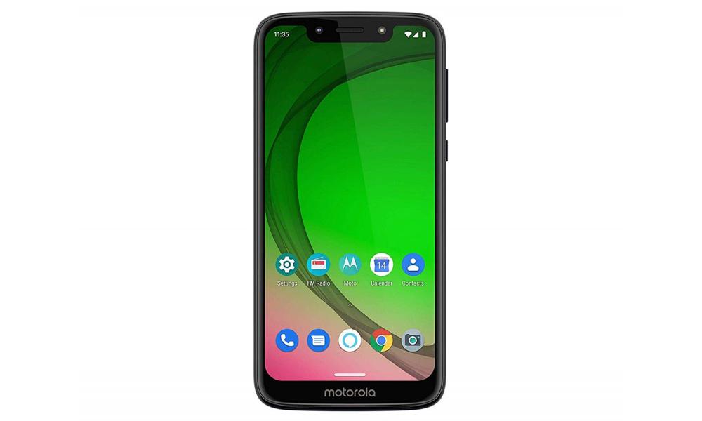بهترین گوشی کوچک موتورولا با جک هدفون: Motorola G7 Play