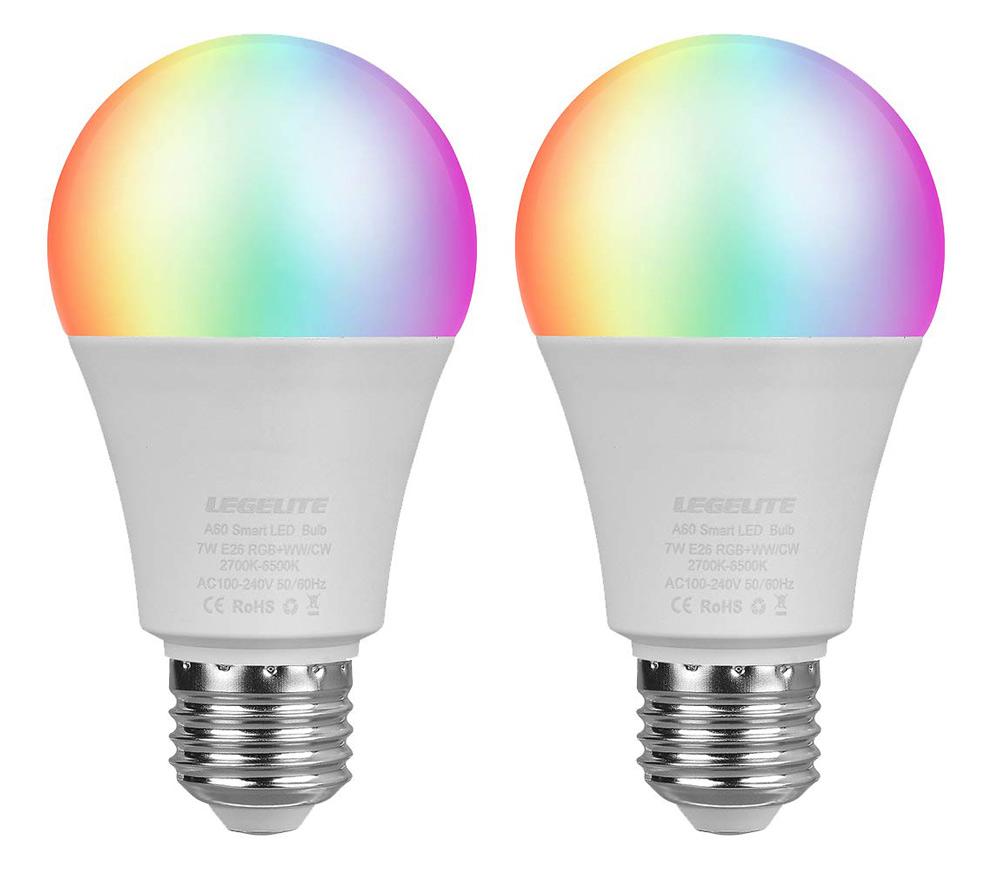 لامپ های مجهز به فرمان صوتی