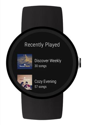 Spotify: با استفاده از این قابلیت می توانید موسیقی را از ساعت هوشمند