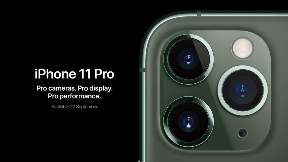 مرور ویژگی های گوشی هوشمند آیفون 11 پرو