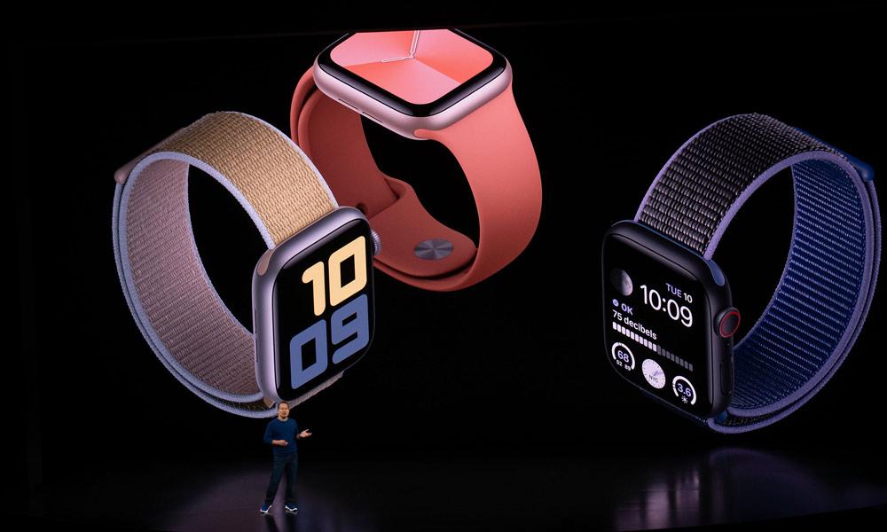 اپل واچ 5 جدید ترین ساعت هوشمند دنیای فناوری به شمار می رود