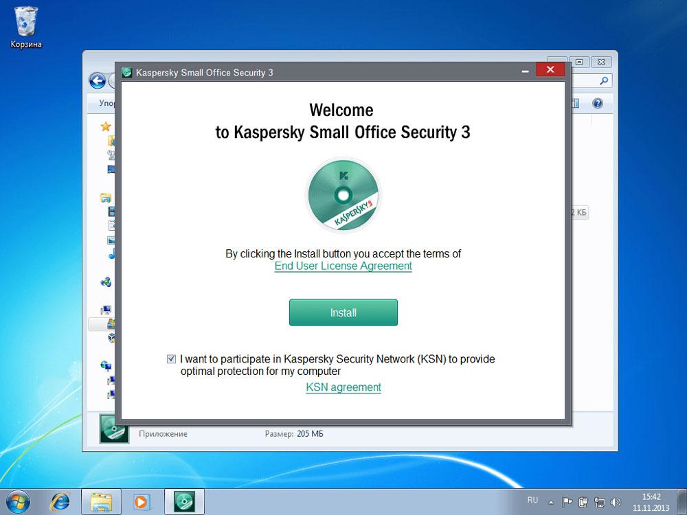 سهولت در حذف ویروس