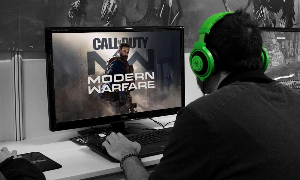 سیستم مورد نیاز بازی Call Of Duty: Modern Warfare