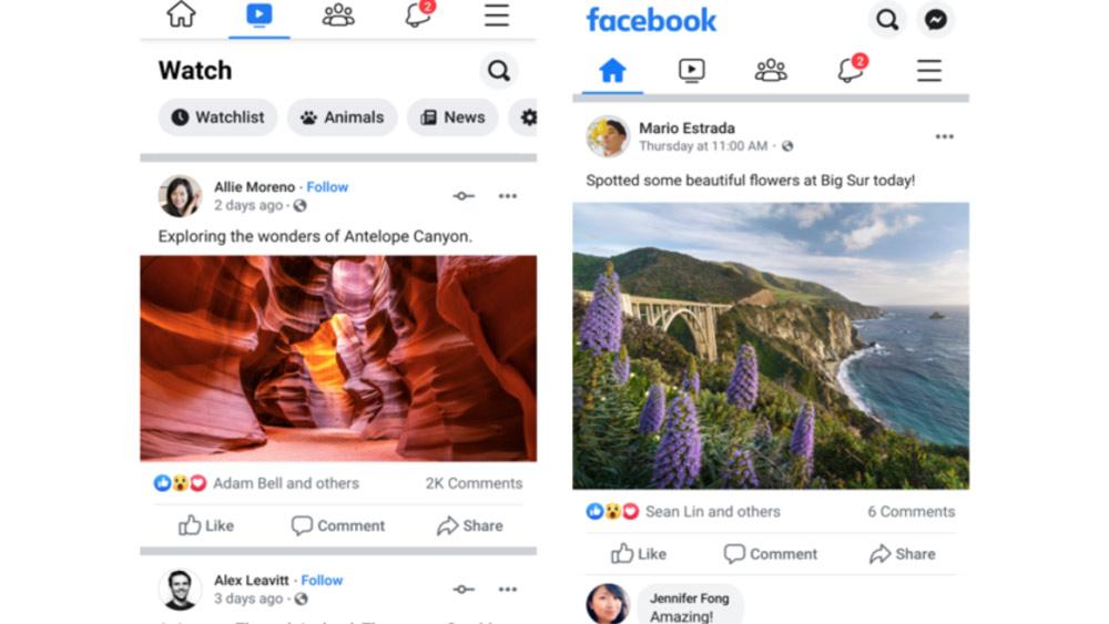 چرا فیسبوک لایک را حذف می کند؟