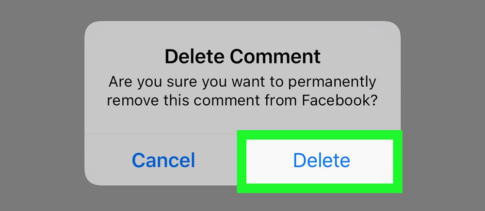 حذف پست یا کامنت نا مناسب منجر به ارسال ارور در اینستاگرام می شود