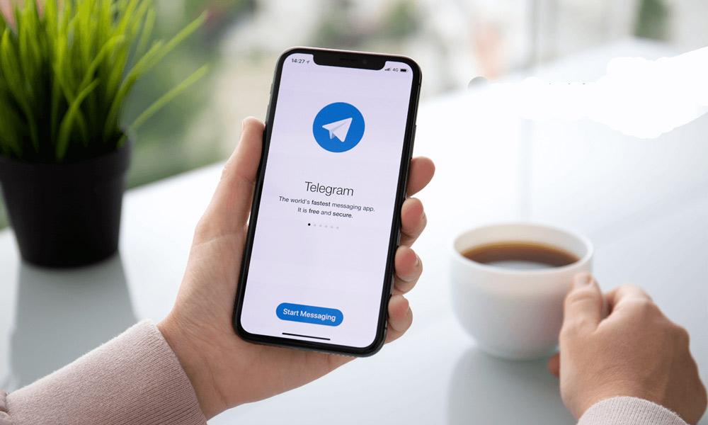 آموزش حذف اسم فرستنده پیام هنگام فوروارد مطالب در تلگرام