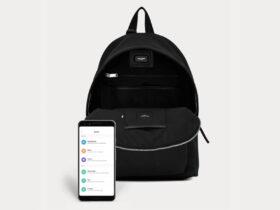 کوله پشتی گوگل می تواند گوشی هوشمند شما را کنترل کند