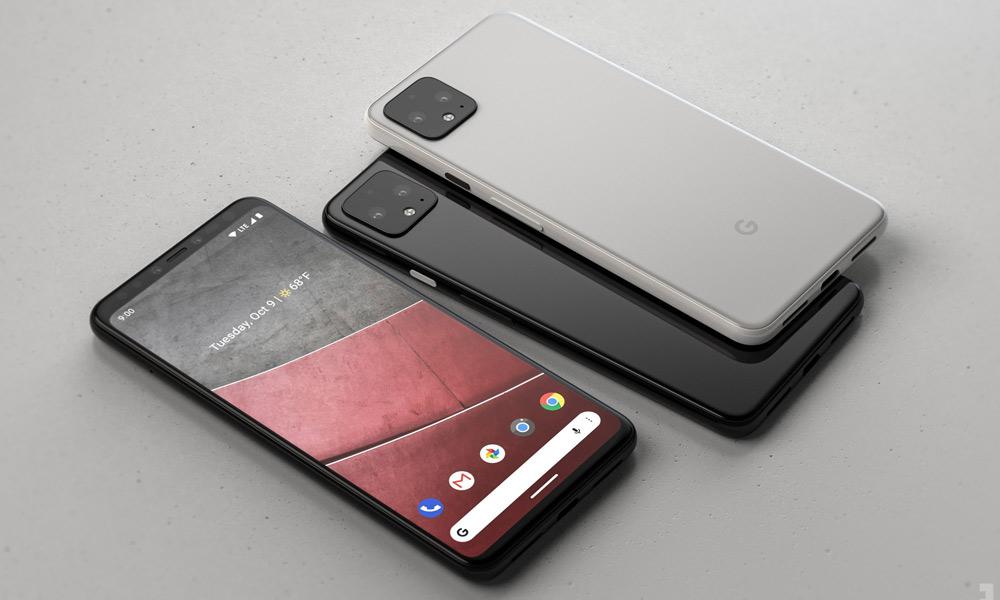 گوگل پیکسل 4 با زوم 8 برابر و 6 گیگابایت رم عرضه می شود