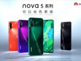 بررسی مشخصات گوشی هوشمند هواوی nova 5T