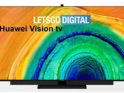 بررسی تلویزیون هواوی Vision، قدرتنمایی هواوی در بخش تلویزیون
