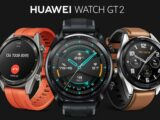Huawei Watch GT 2 با حاشیه های بسیار کم و باتری قوی تر وارد بازار می شود