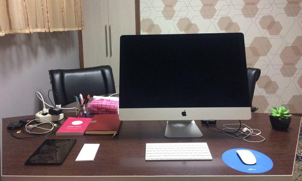 محیط دفتر را استرس زا می دانید