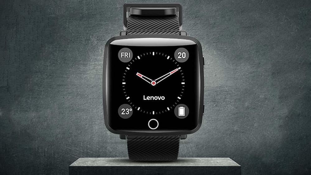 ویژگی های سخت افزاری ساعت هوشمند لنوو