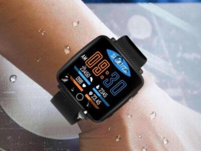 ساعت هوشمند جدید لنوو با صفحه نمایش رنگی و استاندارد IP68 رونمایی شد