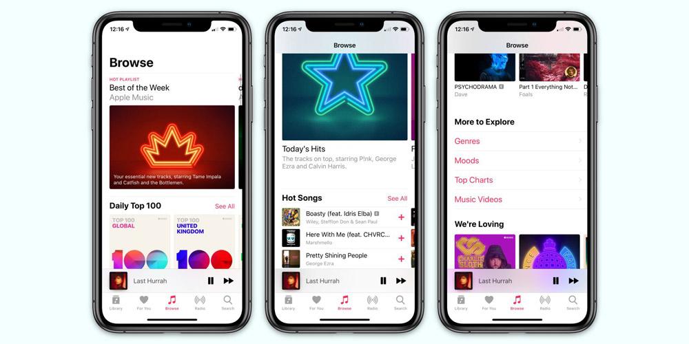 معرفی نرم افزار Apple Music