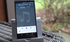 چطور روی گوشی اندرویدی خود آهنگ بریزم؟