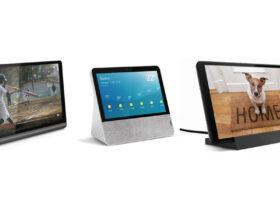 تبلت های جدید لنوو در کنار Smart Display 7 رونمایی شدند