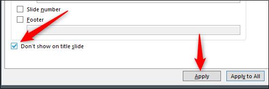 حذف شماره اسلایدها در پاورپوینت