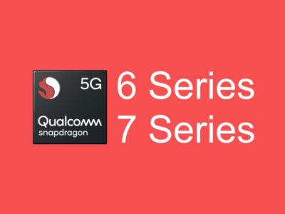 پردازنده های سری 6 و 7 کوالکام مجهز به اینترنت 5G سال آینده وارد بازار می کند