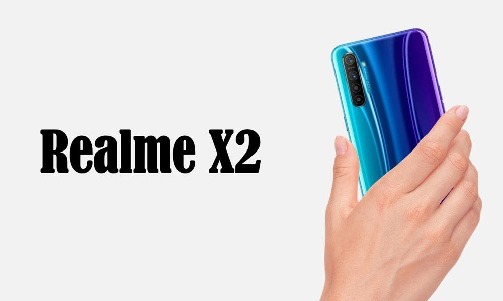 گوشی هوشمند Realme X2 با باتری بسیار بزرگ و شارژ سریع 30 واتی عرضه می شود