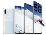 سامسونگ Galaxy A90 مجهز به اینترنت 5G و صفحه نمایش 6.7 اینچی رونمایی شد