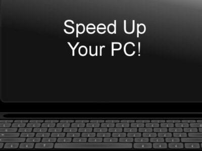 چطور سرعت کامپیوتر خود را بیشتر کنیم؟