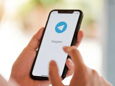 آموزش نوشتن متن زیر تصاویر تلگرام