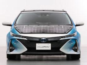 خودروی خورشیدی تویوتا هرگز متوقف نخواهد شد