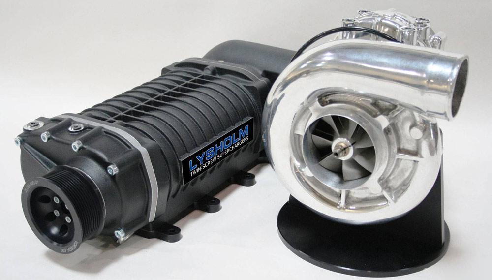 توربوشارژر با سوپرشارژر را بسیاری افراد مشابه هم می دانند