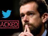 اکانت توئیتر جک دورسی، مدیر توئیتر هک شد
