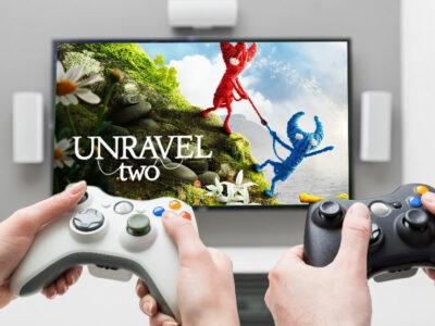 نقد و بررسی بازی unravel two