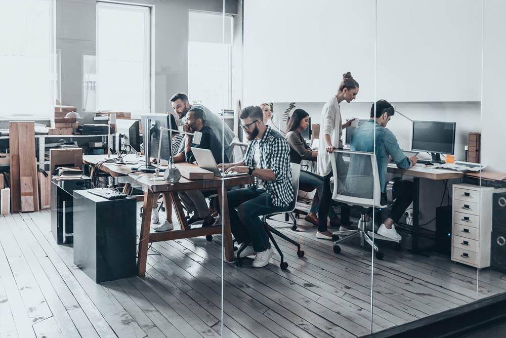 کسب فرصت ها در گروه همکاران
