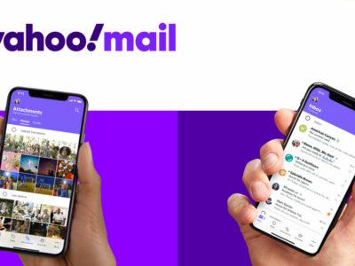 اپلیکیشن جدید میل یاهو برای اندروید و ios به زودی رونمایی می شود