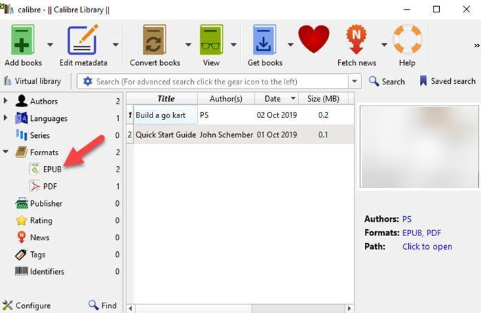 تبدیل PDF به ePub و MOBI