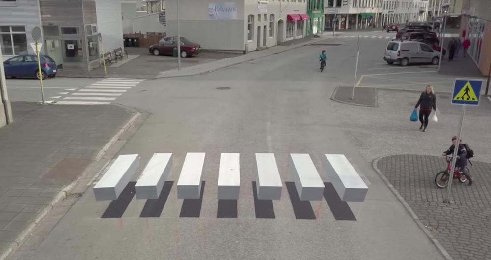 عبور از خیابان