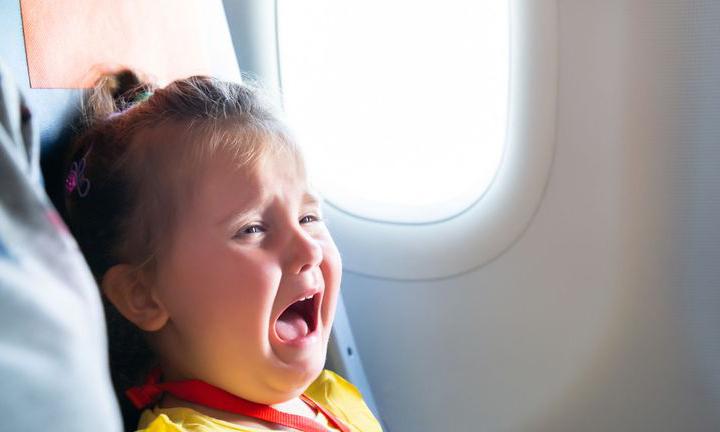 با ژاپن ایرلاینز، صندلی هواپیمای خود را دور از کودکان رزرو کنید!