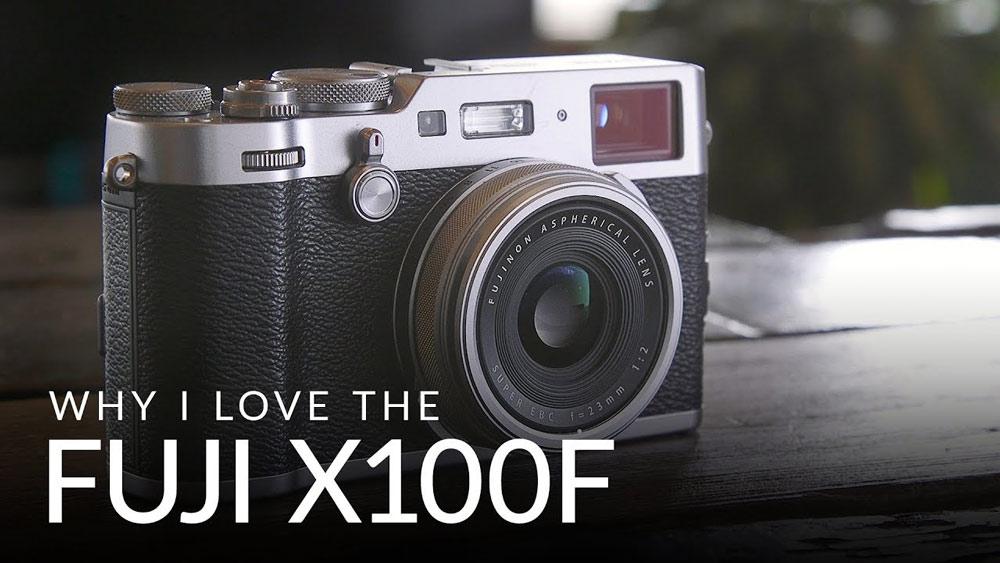 فوجی فیلم X100F