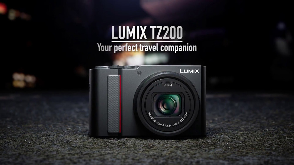 پاناسونیک Panasonic Lumix ZS200