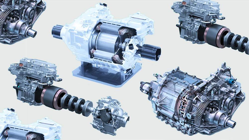 نوع موتور و طراحی آن