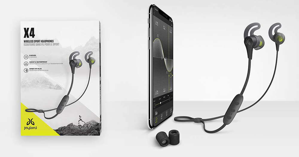 Jaybird X4 Wireless Sport