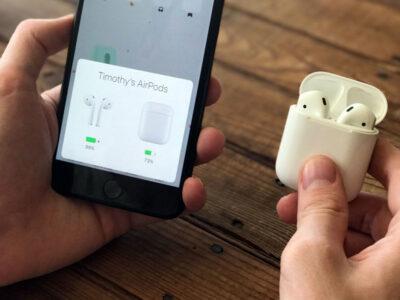 مشکلات رایج هندزفری AirPod اپل و روش رفع آن