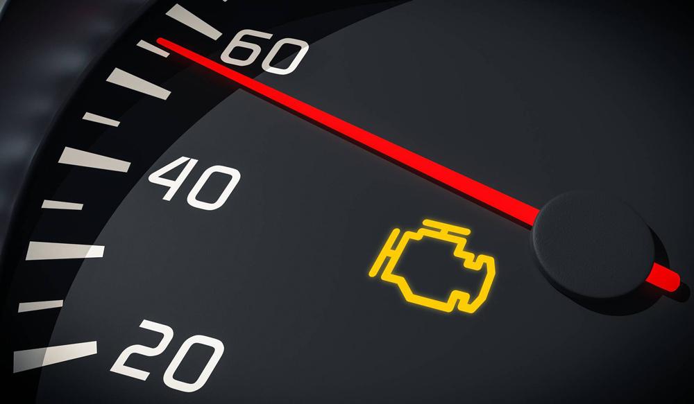 وظیفه چراغ چک موتور خودرو چیست؟