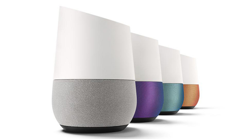 سرویس های پخش موسیقی مختلف متصل به گوگل هوم