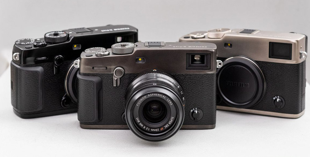 ویژگی های و مشخصات دوربین فوجی فیلم X-Pro3