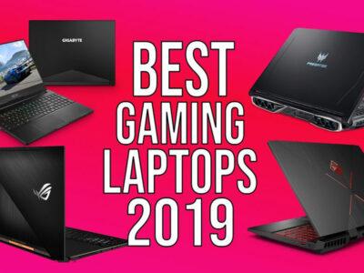 راهنمای خرید بهترین لپ تاپ های گیمینگ 2019