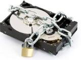 رمز گذاشتن روی فایل های هارد اکسترنال